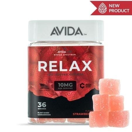 CBD Strength (CBD gummies dosage of each edible)