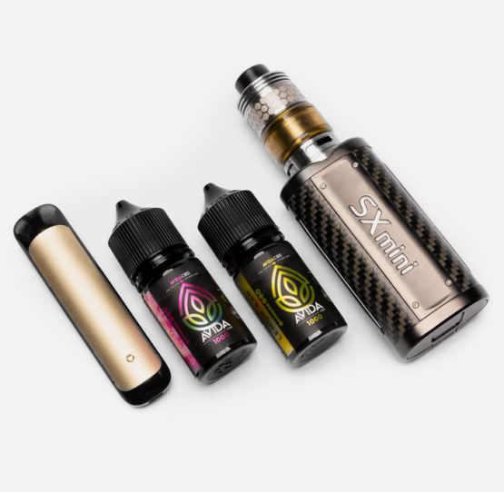cbd ejuice vape starter kit